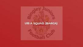 U15 A Squad (Barca)