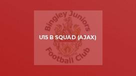 U15 B Squad (Ajax)
