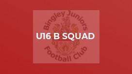 U16 B Squad