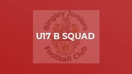 U17 B Squad