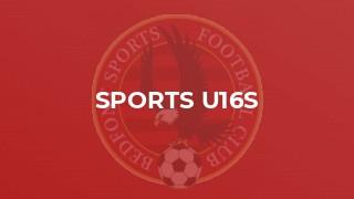 Sports U16s