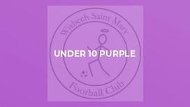 Under 10 Purple