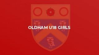 Oldham U18 Girls