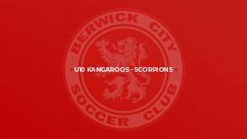 U10 Kangaroos - Scorpions