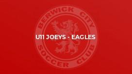 U11 Joeys - Eagles