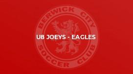 U8 Joeys - Eagles
