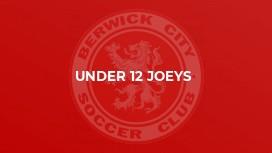 Under 12 Joeys
