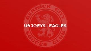 U9 Joeys - Eagles