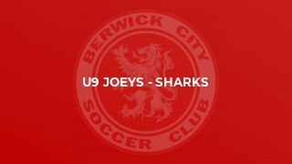 U9 Joeys - Sharks
