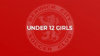 Under 12 Girls