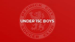 Under 15C Boys