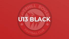 U13 BLACK