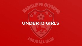 Under 13 Girls