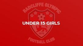 Under 15 Girls