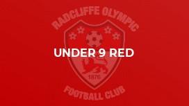 Under 9 Red