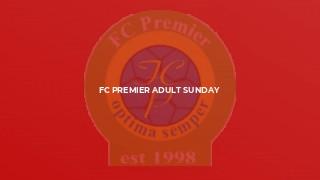 FC Premier Adult Sunday