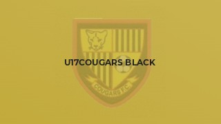 U17Cougars Black