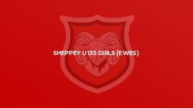 Sheppey U13s Girls (Ewes)