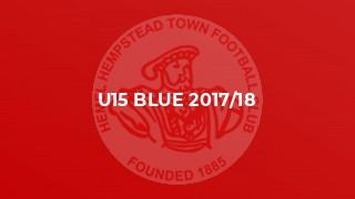 U15 Blue 2017/18
