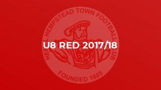 U8 Red 2017/18