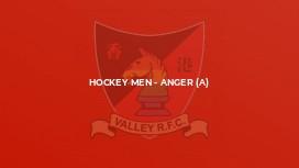 Hockey Men - Anger (A)