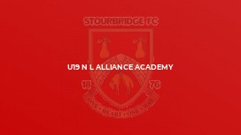 U19 N L Alliance Academy