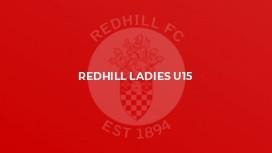 Redhill Ladies U15