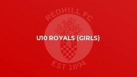 U10 Royals (Girls)