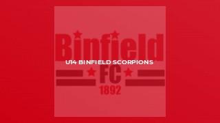 U14 Binfield Scorpions