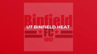 U7 Binfield Heat