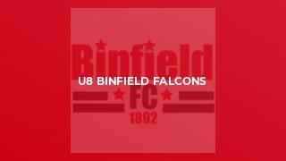 U8 Binfield Falcons