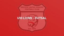 U10 LIONS - FUTSAL