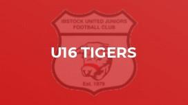 U16 TIGERS