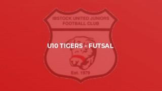 U10 TIGERS - FUTSAL