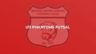 U11 PHANTOMS FUTSAL
