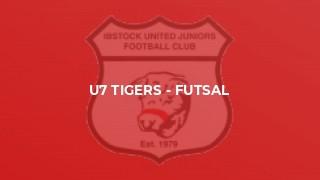 U7 TIGERS - FUTSAL