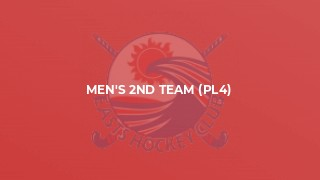 Men's 2nd Team (PL4)