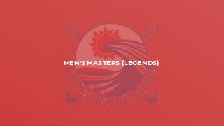 Men's Masters (Legends)