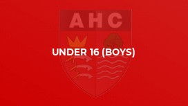 Under 16 (Boys)