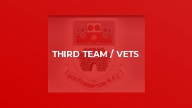 Third Team / Vets