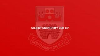 Solent University 2nd XV
