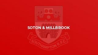 Soton & Millbrook
