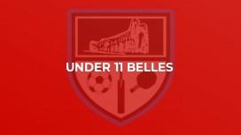 Under 11 Belles