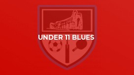 Under 11 Blues