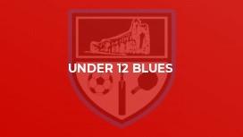 Under 12 Blues