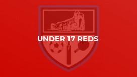 Under 17 Reds