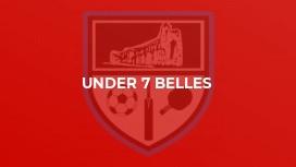 Under 7 Belles