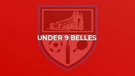 Under 9 Belles