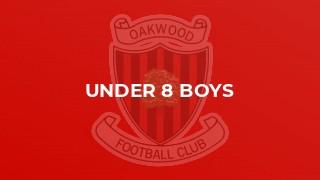 Under 8 Boys
