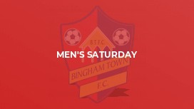 Men's Saturday
